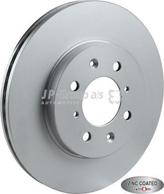 JP Group 3463101500 - Bremžu diski interparts.lv