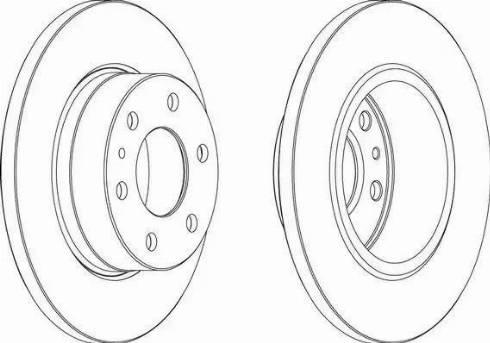 A.B.S. 17851 - Bremžu diski interparts.lv
