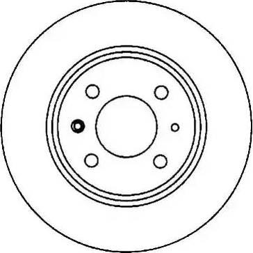 Jurid 561418J - Bremžu diski interparts.lv