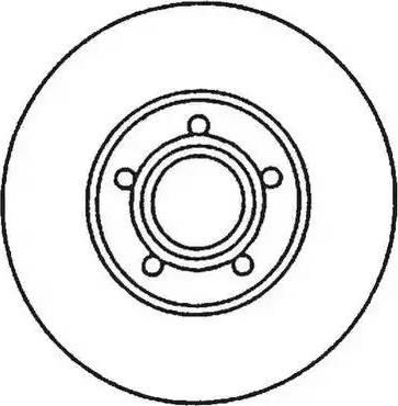 Jurid 561471J - Bremžu diski interparts.lv
