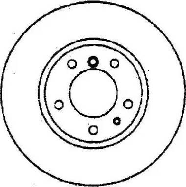 Jurid 561525J - Bremžu diski interparts.lv