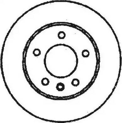 Jurid 561695J - Bremžu diski interparts.lv