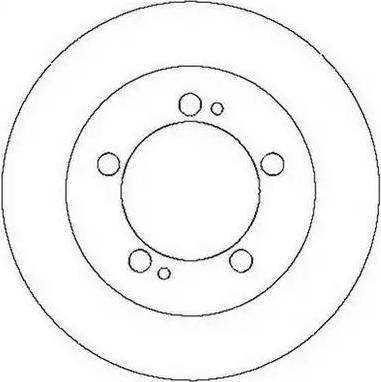 Jurid 561659J - Bremžu diski interparts.lv