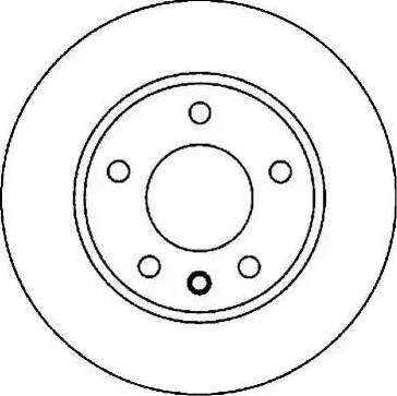 Jurid 561669J - Bremžu diski interparts.lv