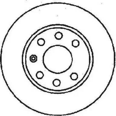 A.B.S. 15770 - Bremžu diski interparts.lv