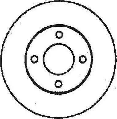 Jurid 561239J - Bremžu diski interparts.lv