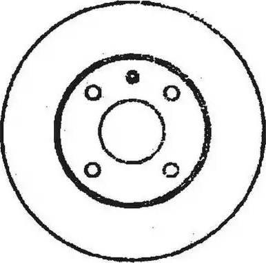 Jurid 561275J - Bremžu diski interparts.lv