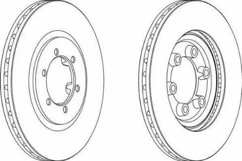 A.B.S. 17716 - Bremžu diski interparts.lv
