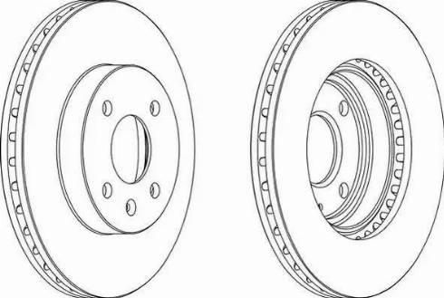 LYNXauto BN-1362 - Bremžu diski interparts.lv