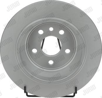 Jurid 563184JC - Bremžu diski interparts.lv