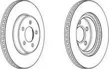 Jurid 562965JC - Bremžu diski interparts.lv
