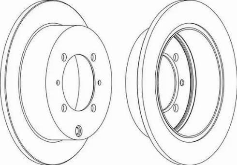 A.B.S. 16472 - Bremžu diski interparts.lv