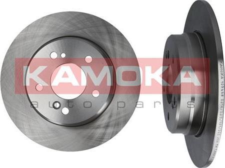 Kamoka 103448 - Bremžu diski interparts.lv