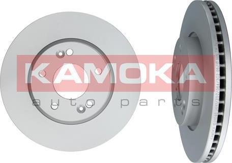Kamoka 1031040 - Bremžu diski interparts.lv