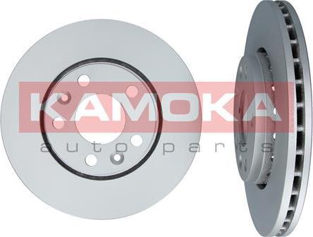 Kamoka 1031043 - Bremžu diski interparts.lv