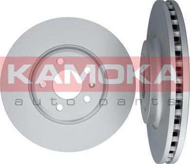 Kamoka 1031055 - Bremžu diski interparts.lv