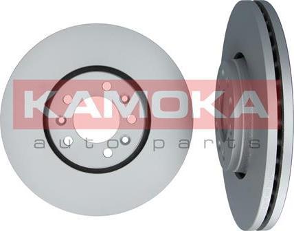 Kamoka 1031053 - Bremžu diski interparts.lv
