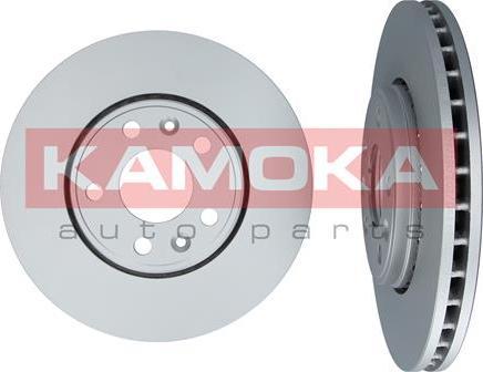 Kamoka 1031060 - Bremžu diski interparts.lv