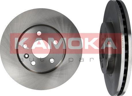 Kamoka 1031061 - Bremžu diski interparts.lv