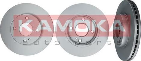 Kamoka 1031009 - Bremžu diski interparts.lv