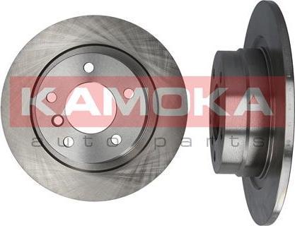 Kamoka 1031007 - Bremžu diski interparts.lv