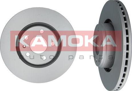 Kamoka 1031019 - Bremžu diski interparts.lv