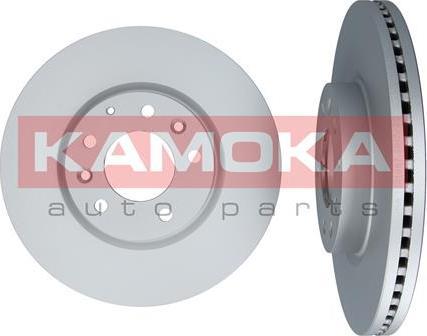 Kamoka 1031087 - Bremžu diski interparts.lv