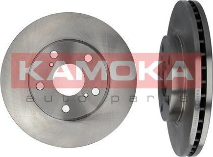 Kamoka 1031035 - Bremžu diski interparts.lv