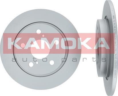 Kamoka 1031031 - Bremžu diski interparts.lv