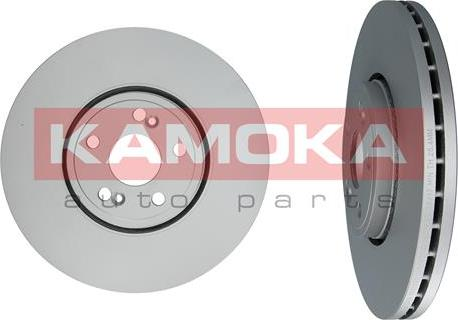 Kamoka 1031020 - Bremžu diski interparts.lv
