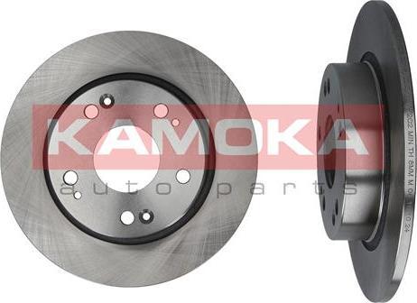 Kamoka 1031028 - Bremžu diski interparts.lv