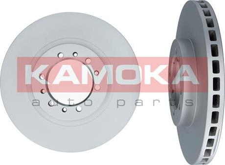 Kamoka 1031141 - Bremžu diski interparts.lv