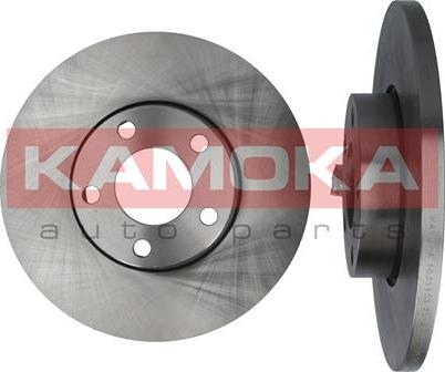 Kamoka 1031103 - Bremžu diski interparts.lv