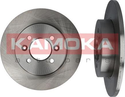 Kamoka 1031107 - Bremžu diski interparts.lv
