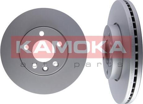 Kamoka 1031118 - Bremžu diski interparts.lv