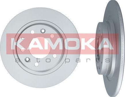Kamoka 1033000 - Bremžu diski interparts.lv