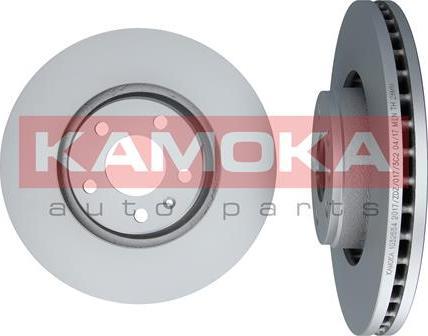 Kamoka 1032554 - Bremžu diski interparts.lv