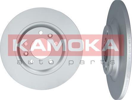 Kamoka 1032550 - Bremžu diski interparts.lv
