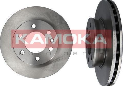 Kamoka 1032092 - Bremžu diski interparts.lv