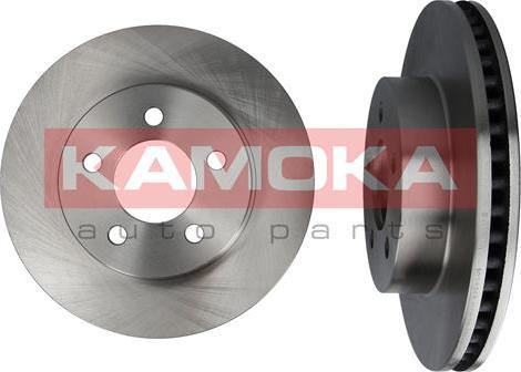 Kamoka 1032368 - Bremžu diski interparts.lv
