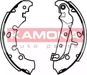 Kamoka JQ202028 - Bremžu komplekts, trumuļa bremzes interparts.lv