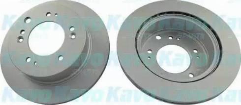 Kavo Parts BR-4241-C - Bremžu diski interparts.lv