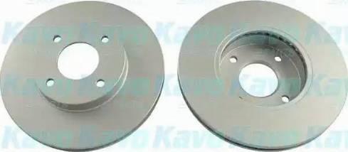 Kavo Parts BR-6768-C - Bremžu diski interparts.lv