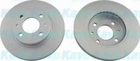 Kavo Parts BR-6721-C - Bremžu diski interparts.lv