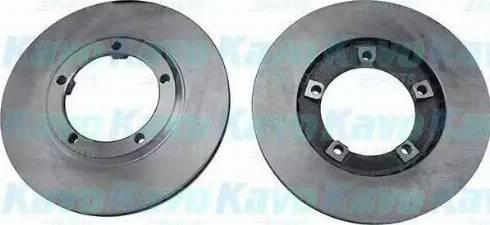 Kavo Parts BR-3207 - Bremžu diski interparts.lv