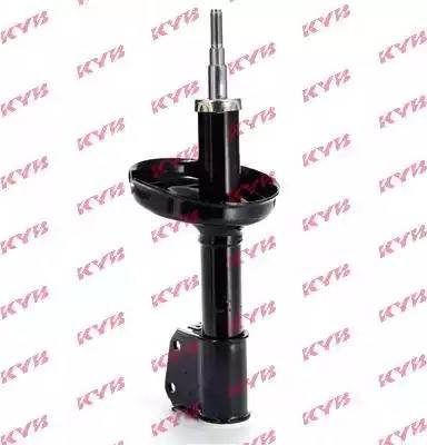 KYB 633707 - Amortizators interparts.lv