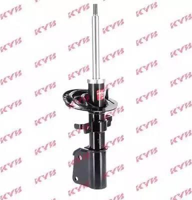 KYB 334814 - Amortizators interparts.lv