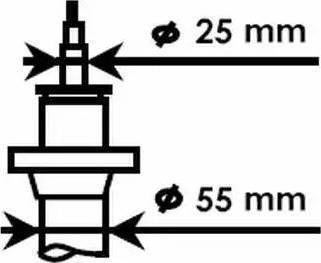EGT 383363EGT - Amortizators interparts.lv