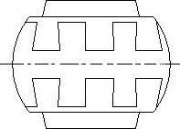 Lemförder 14350 01 - Pārnesumu pārslēgšanas dakšas štoks interparts.lv