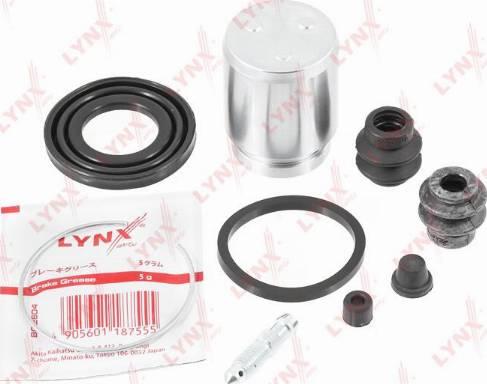 LYNXauto BC-6057 - Remkomplekts, Bremžu suports interparts.lv